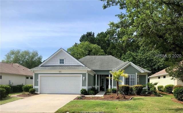33 Hampton Circle, Bluffton, SC 29909 (MLS #400547) :: The Alliance Group Realty