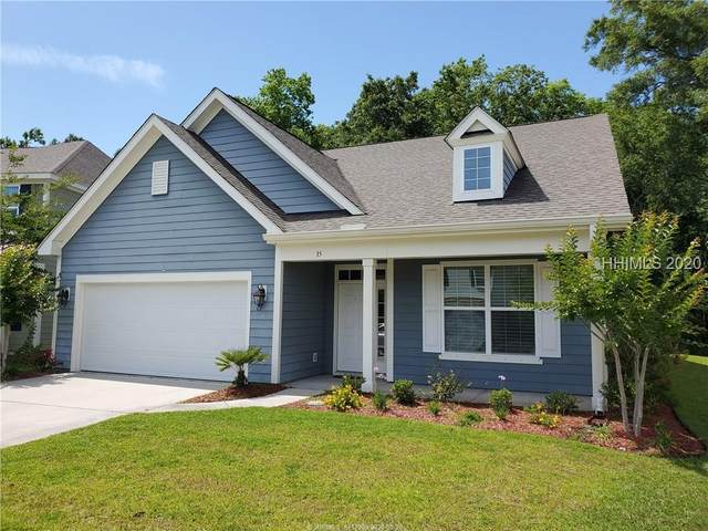 35 Independence Place, Bluffton, SC 29910 (MLS #400932) :: The Alliance Group Realty