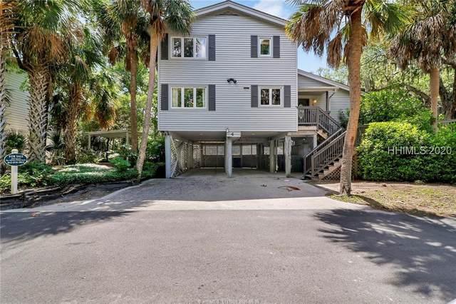 4 Sea Hawk Lane, Hilton Head Island, SC 29928 (MLS #400969) :: Southern Lifestyle Properties