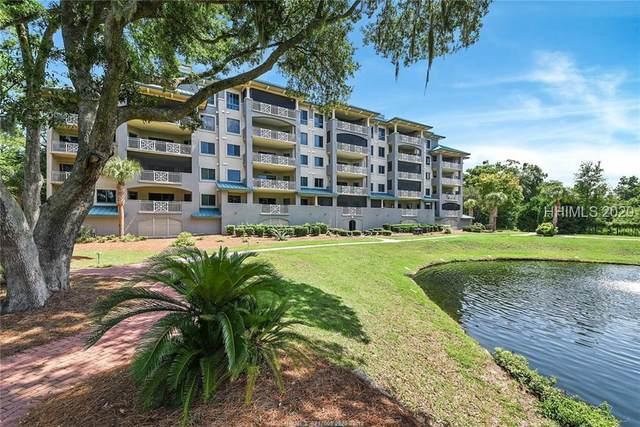 50 Verbena Lane #2104, Hilton Head Island, SC 29926 (MLS #401320) :: Southern Lifestyle Properties