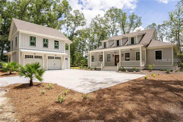 39 King Charles Drive, Seabrook, SC 29940 (MLS #401724) :: The Alliance Group Realty