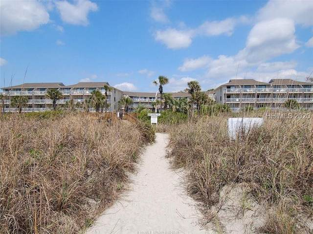 4 N Forest Beach Drive #127, Hilton Head Island, SC 29928 (MLS #401774) :: The Coastal Living Team