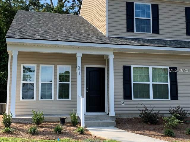 251 Admiration Avenue, Beaufort, SC 29906 (MLS #402843) :: Schembra Real Estate Group