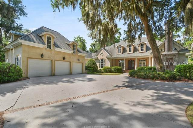 116 Inverness Drive, Bluffton, SC 29910 (MLS #403017) :: The Alliance Group Realty