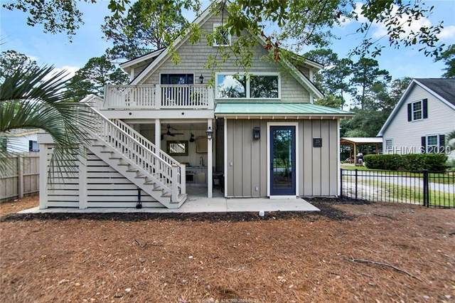 25 Shults Road, Bluffton, SC 29910 (MLS #404412) :: The Alliance Group Realty