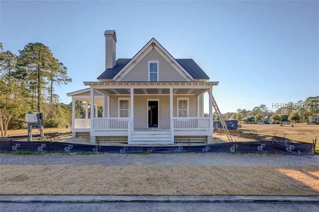 12 Buttonwood Lane, Bluffton, SC 29909 (MLS #404881) :: Southern Lifestyle Properties