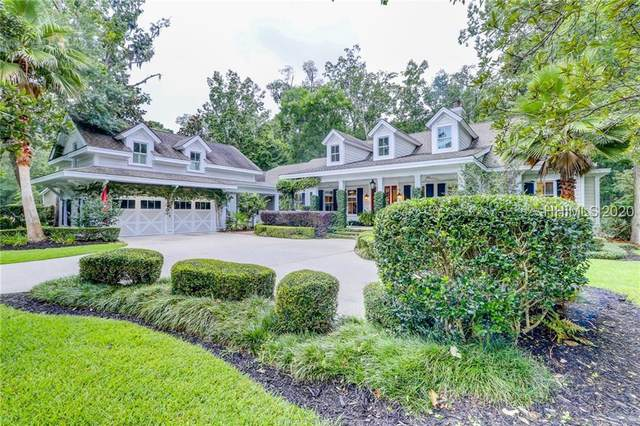 6 Ivanhoe Circle, Okatie, SC 29909 (MLS #405117) :: The Alliance Group Realty