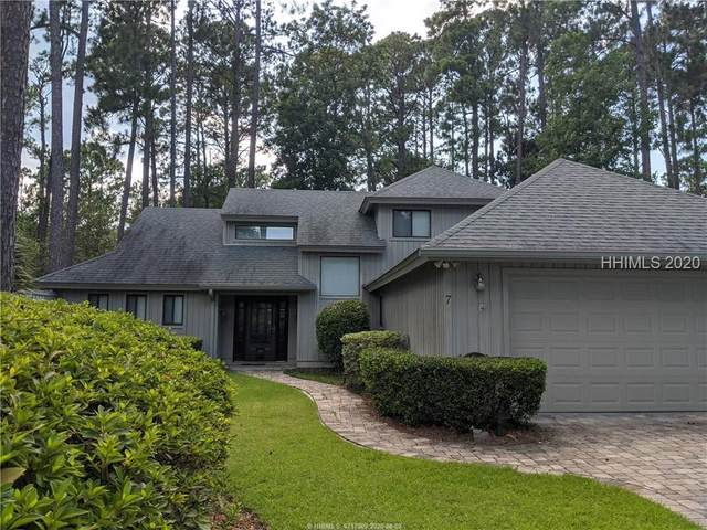 7 Field Sparrow Road, Hilton Head Island, SC 29926 (MLS #405133) :: Southern Lifestyle Properties