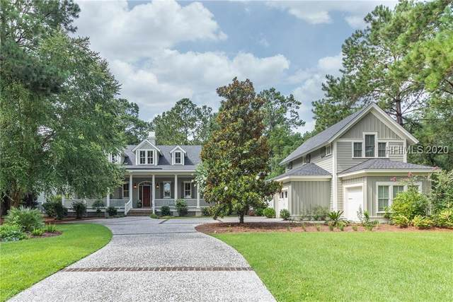 19 Rice Mill Road, Bluffton, SC 29909 (MLS #405215) :: The Alliance Group Realty