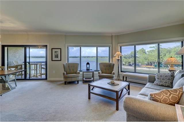 2 Shelter Cove Lane #221, Hilton Head Island, SC 29928 (MLS #405721) :: Hilton Head Dot Real Estate