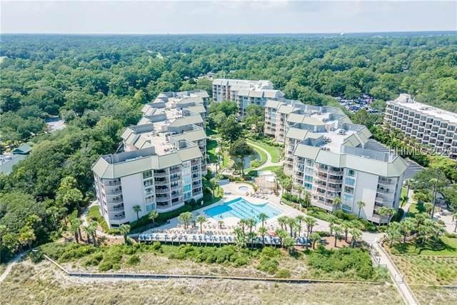 1 Ocean Lane #2318, Hilton Head Island, SC 29928 (MLS #405910) :: Hilton Head Dot Real Estate