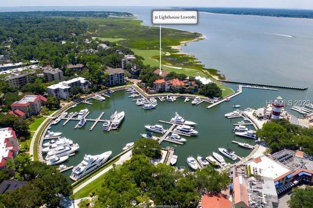 51 Lighthouse Lane #1085, Hilton Head Island, SC 29928 (MLS #405997) :: The Coastal Living Team