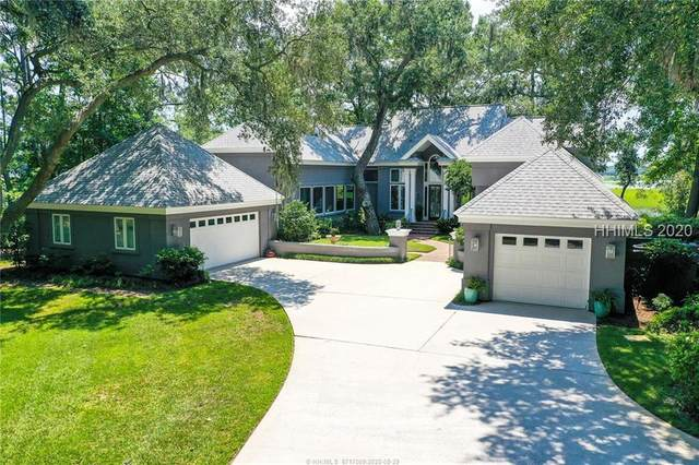 8 Millwright Drive, Hilton Head Island, SC 29926 (MLS #406114) :: Collins Group Realty