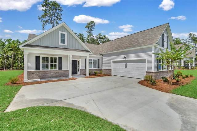 13 Benton Circle, Bluffton, SC 29910 (MLS #406481) :: The Coastal Living Team