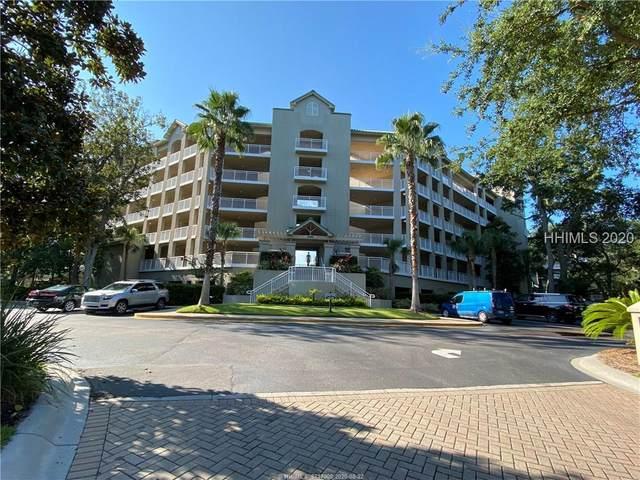 41 Ocean Lane #6207, Hilton Head Island, SC 29928 (MLS #406521) :: Schembra Real Estate Group