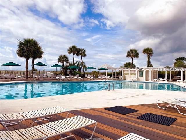 10 N Forest Beach Drive #2108, Hilton Head Island, SC 29928 (MLS #406717) :: The Coastal Living Team