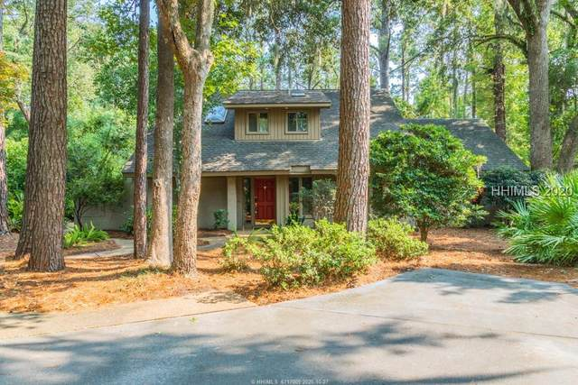 36 Wisteria Lane, Hilton Head Island, SC 29928 (MLS #406718) :: The Coastal Living Team