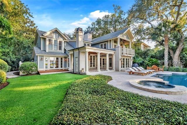 53 N Calibogue Cay Road, Hilton Head Island, SC 29928 (MLS #406735) :: Southern Lifestyle Properties