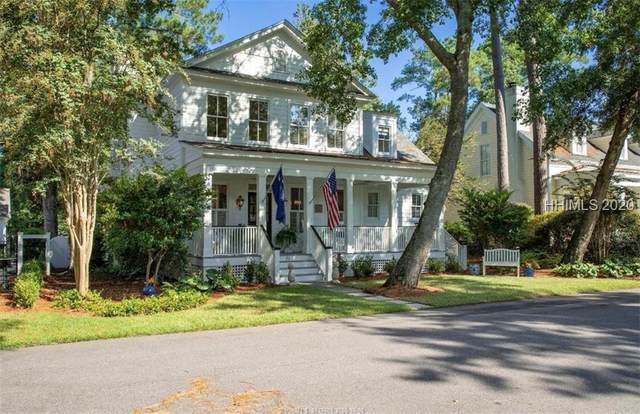 21 Grace Park, Beaufort, SC 29906 (MLS #407889) :: Coastal Realty Group
