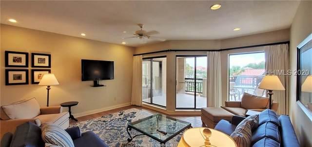 9 Harbourside Lane 7306-D, Hilton Head Island, SC 29928 (MLS #408042) :: Hilton Head Dot Real Estate