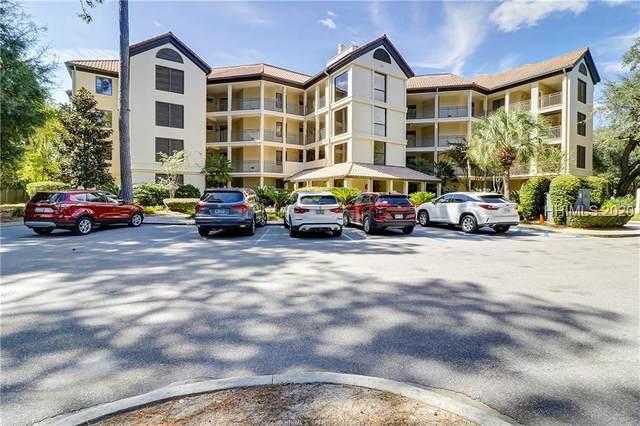 6 Village North Drive #141, Hilton Head Island, SC 29926 (MLS #408297) :: Schembra Real Estate Group