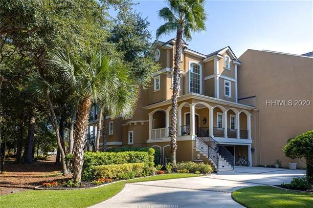 9 Wexford On The Grn, Hilton Head Island, SC 29928 (MLS #408507) :: Hilton Head Dot Real Estate