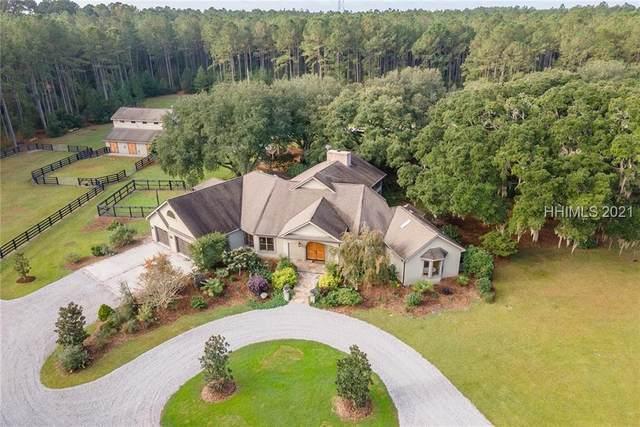 184 Oak Colony Drive, Ridgeland, SC 29936 (MLS #408885) :: RE/MAX Island Realty
