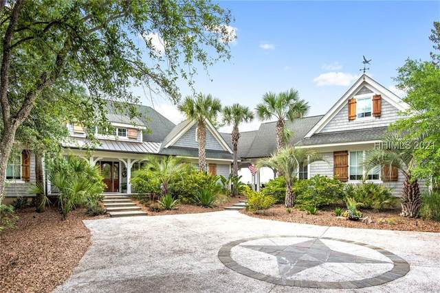 58 Blue Crab Manor, Hilton Head Island, SC 29926 (MLS #409040) :: The Etheridge Group