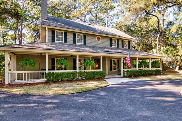 37 Swing About, Hilton Head Island, SC 29928 (MLS #409450) :: The Coastal Living Team