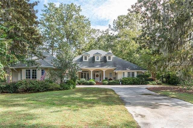 32 Sugar Mill Drive, Okatie, SC 29909 (MLS #409501) :: The Coastal Living Team