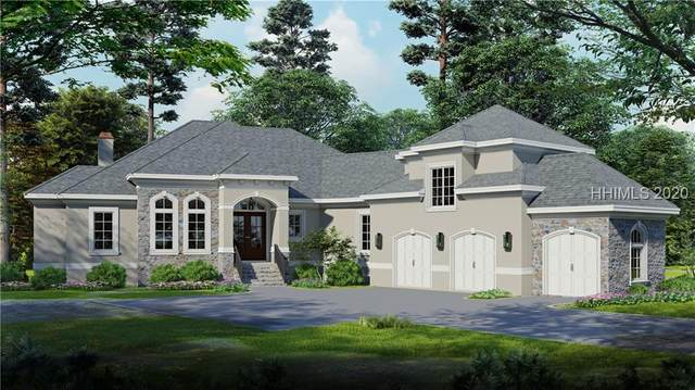 55 Inverness Drive, Bluffton, SC 29910 (MLS #409621) :: Coastal Realty Group
