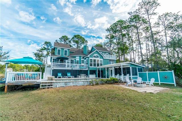 10 Roma Court, Hilton Head Island, SC 29928 (MLS #410633) :: RE/MAX Island Realty