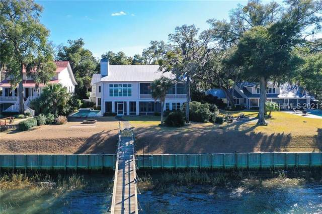 110 Myrtle Island Road, Bluffton, SC 29910 (MLS #411615) :: Charter One Realty