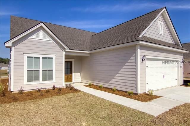 133 Wheelhouse Way, Bluffton, SC 29910 (MLS #412931) :: Charter One Realty