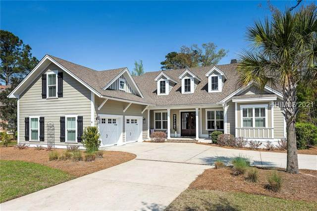 6 Harborage Court, Bluffton, SC 29910 (MLS #413491) :: The Alliance Group Realty