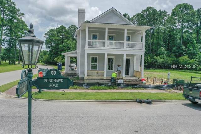 36 Pondhawk Road, Bluffton, SC 29909 (MLS #414320) :: The Alliance Group Realty
