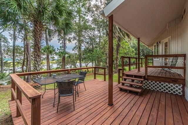 45 Okatie Bluff Road, Okatie, SC 29909 (MLS #414690) :: Colleen Sullivan Real Estate Group