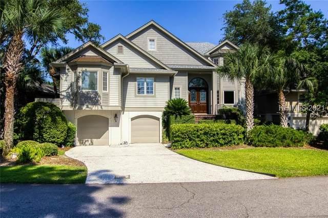 24 Spartina Crescent, Hilton Head Island, SC 29928 (MLS #415685) :: Hilton Head Real Estate Partners