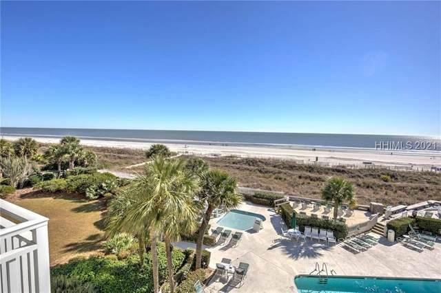 10 N Forest Beach Drive #3302, Hilton Head Island, SC 29928 (MLS #416038) :: Hilton Head Dot Real Estate