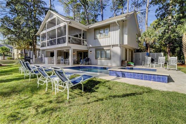 9 Laughing Gull Road, Hilton Head Island, SC 29928 (MLS #418339) :: The Alliance Group Realty