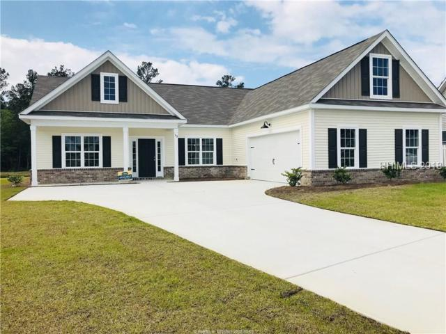 53 Stillhaven Circle, Ridgeland, SC 29936 (MLS #365783) :: RE/MAX Coastal Realty