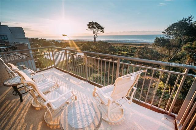 11 S Forest Beach Drive #523, Hilton Head Island, SC 29928 (MLS #374440) :: Southern Lifestyle Properties