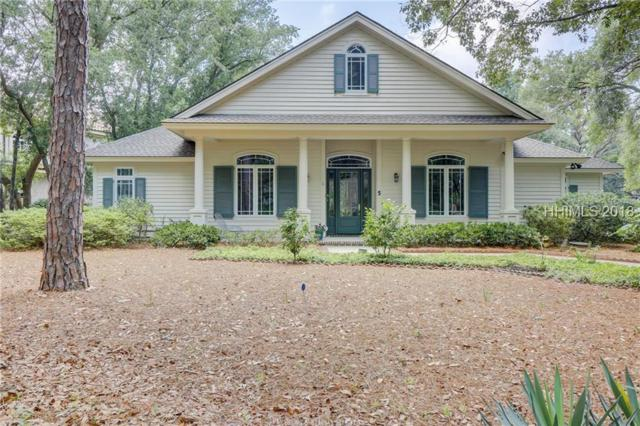 5 Heyward Place, Hilton Head Island, SC 29928 (MLS #374558) :: Collins Group Realty