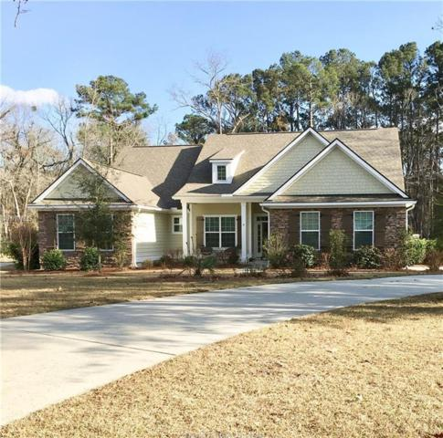 8 Dovetree Lane, Bluffton, SC 29910 (MLS #374751) :: Collins Group Realty