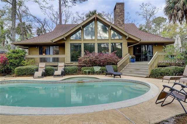 1 Armada Street, Hilton Head Island, SC 29928 (MLS #378534) :: Schembra Real Estate Group