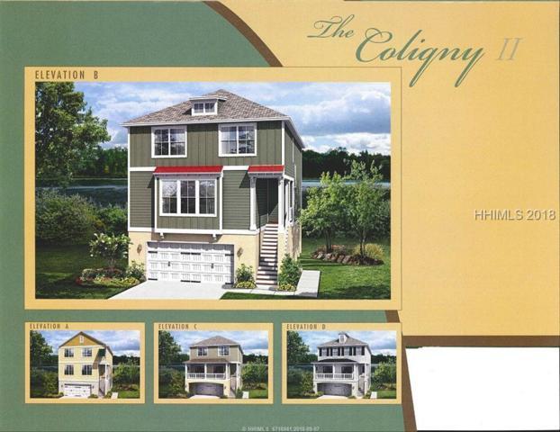 32 Hammock Oaks Circle, Hilton Head Island, SC 29926 (MLS #378824) :: RE/MAX Coastal Realty