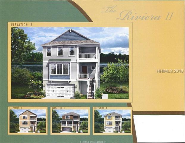 44 Hammock Oaks Circle, Hilton Head Island, SC 29926 (MLS #378827) :: RE/MAX Coastal Realty