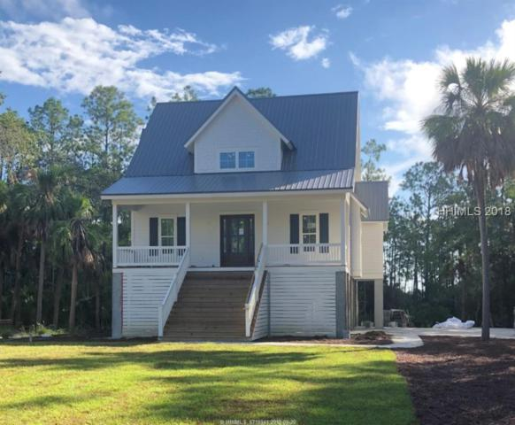 7 Palmetto Point Drive, Bluffton, SC 29910 (MLS #386081) :: The Alliance Group Realty