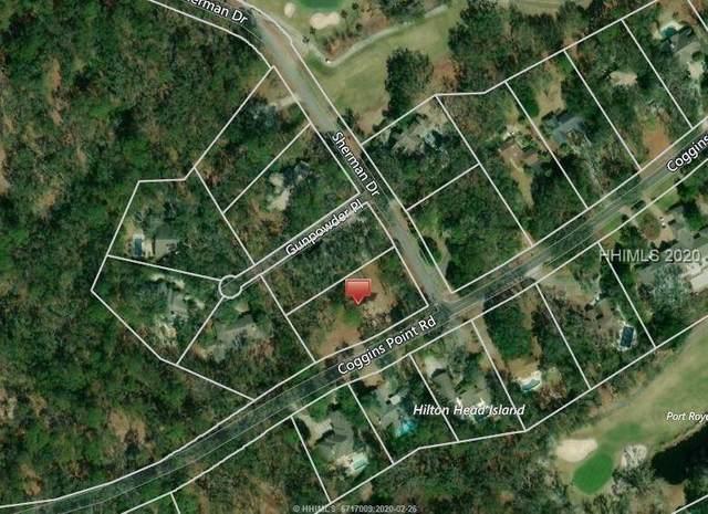 1 Sherman Drive, Hilton Head Island, SC 29928 (MLS #390428) :: Southern Lifestyle Properties
