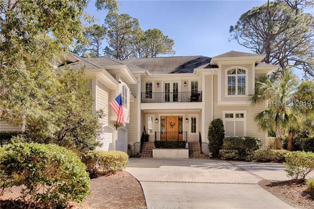 17 Wood Ibis Road, Hilton Head Island, SC 29928 (MLS #394797) :: Collins Group Realty